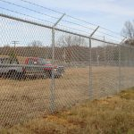 commercial fence contractor